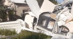 اللد: هدم منزل لعائلة النقيب بحجة البناء دون ترخيص