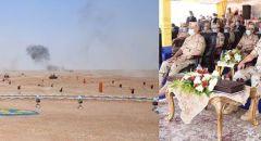 """الجيش المصري يعلن تنفيذ مناورة لـ""""القضاء على مرتزقة"""" على الحدود مع ليبيا"""