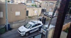 إعتقال مشتبهين من طيرة الكرمل بضلوعهما بإطلاق نار وإصابة رجل من شفاعمرو