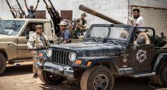 """بانتظار """"المعركة الكبرى"""".. قوات """"الوفاق"""" الليبية تنشر صور تعزيزاتها على تخوم سرت"""