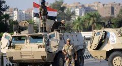 """""""داعش"""" يعلن مسؤوليته عن هجوم سيناء"""