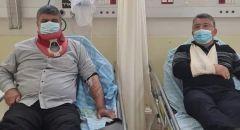 7 مصابين بمستشفى العفولة اثر اعتداء الشرطة في تظاهرة الغضب بام الفحم