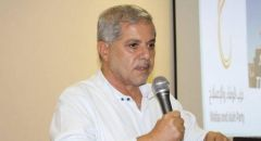 البروفيسور إبراهيم أبو جابر يقدم محاضرة بمناسبة الذكرى المئة وثلاث لوعد بلفور المشؤوم