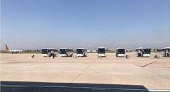 تركيا : اخلاء 171 من رعاياها العالقين في السعودية