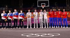 """حصيلة اليوم الخامس لميداليات أولمبياد """"طوكيو 2020"""""""