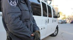 اعتقال مشتبه من جسر الزرقاء بشبهة الاعتداء على افراد الشرطة