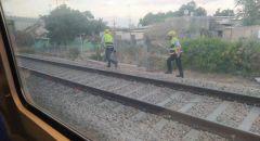 الرملة :مصرع شخص دهسًا تحت عجلات القطار