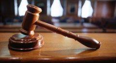 تصريح مدعٍ ضد مشتبه من الخضيرة بشبهة حيازة سلاح غير قانوني