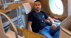 النجم ضياء سبع يسافر الى دبي للتوقيع مع فريق النصر الاماراتي