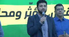 إبراهيم حجازي: القوائم العربية في خطر أناشدكم الخروج للتصويت لها