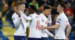 """إنجلترا تتفوق على كرواتيا في """"يورو 2020"""".. فيديو"""