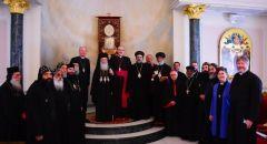 رسالة رؤساء الكنائس في الارض المقدسة بمناسبة عيد الفصح المجيد