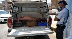 عشية عيد الاضحى: الشرطة في حملة ضد الملاحم بمنطقة الشمال