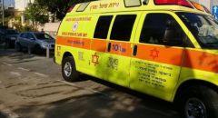 نتانيا: 5 اصابات باطلاق نار على محل تجاري