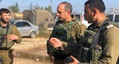 الجيش الإسرائيلي : مقتل جندي جراء تعرضه لإلقاء حجارة على راسه في يعبد (قرب جنين)