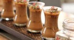 طريقة مبتكرة لصناعة مهلبية الشاي الكركي