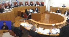 مباشر| انطلاق جلسة الالتماس ضد قانون القومية في المحكمة العليا بالقدس
