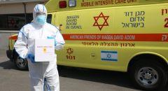 وزارة الصحة : 45145 مريض بالكورونا في البلاد و 1163 وفيات