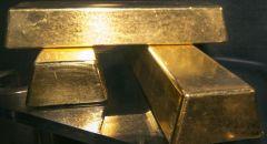 هبوط الذهب مع ضعف الإقبال