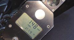 ضبط سائق قاد بسرعة '148 كيلومتر بدل 60' في حيفا
