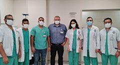 مستشفى الناصرة الانجليزي : د. وسام حسيب عبود يبدأ عمله في المستشفى كمدير لقسم الجراحة
