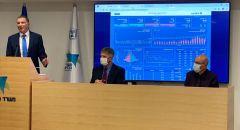 وزير الصحة إدلشطاين : نقوم بالإستعداد لموجة أخرى، أشد ضراوة في الشتاء!