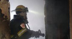 اندلاع حريق في حانوت ملابس بوادي سلامة