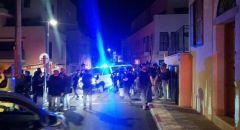 اعتقال 52 شخصا في عكّا و15 في اللد إثر المواجهات فيهما