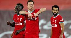 """""""بعد الهاتريك الأوروبي"""".. جوتا يطرق أبواب تاريخ ليفربول"""
