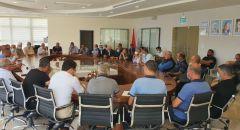 اللجنة الشعبية وبلدية سخنين تدعو الى مظاهرة في اعقاب احداث العنف