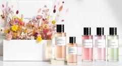 مجموعة Dior ع تطلق عطور ومستحضرات تجميل عبر الإنترنت