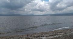 طبريا: ارتفاع منسوب مياه بحيرة طبريا بـ 0.5 سم