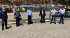 ام الفحم : تمديد عمل محطة فحوصات الكورونا