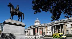 بريطانيا تسجل 316 وفاة جديدة بكورونا مقابل 210 أمس السبت