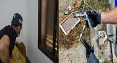 على خلفية التصعيد الأخير للعنف في المجتمع العربي الشرطة تعتقل مشتبهين بشبهة حيازتهم اسلحة غير قانونية