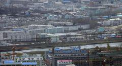 كوريا الشمالية,,, زلزال بقوة 4 درجات