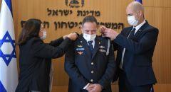 تعيين كوبي شبتاي المفوض العام لشرطة اسرائيل