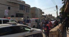 مجد الكروم: قمع تظاهرة ضد العنف والجريمة و اعتقالات من قبل الشرطة