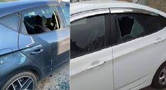 الاعتداء على مركبتي طبيبين فلسطينيين يعملان في مستشفى رمبام