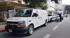 حيفا ,, مصرع عامل بحادث عمل في سوق 'التلبيوت'