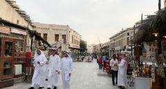 أمير قطر يكشف عن عجز ميزانية البلاد