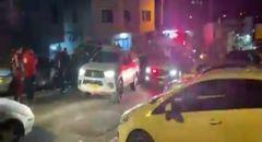 سخنين: اعتقال خمسة مشتبهين جراء شجار بين عائلتين تخلله إطلاق رصاص