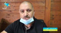أحمد أبو فريح - الطوري من رهط يروي بحرقة تفاصيل إصابة والدته بالكورونا