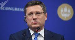 وزير الطاقة الروسي: أتفق مع الأمير عبد العزيز بن سلمان على أن الوضع هش