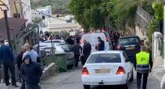 دير حنا: اطلاق نار واصابة خطيرة