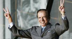 وفاة الرئيس الأرجنتيني السابق كارلوس منعم عن عمر ناهز 91 عاما