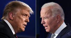 استطلاع رأي: جو بايدن يتقدم على منافسه ترامب في انتخابات الرئاسة الامريكية بنسبة 10%