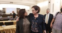 تعيين شهيرة شلبي نائبة لرئيسة بلدية حيفا