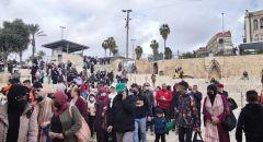 انطلاق معسكر القدس أولًا الذي تنظمه الحركة الإسلامية بمشاركة الآلاف