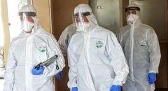 وزارة الصحة : 26283 اصابة فعالة بالكورونا والوفيات تتعدى الـ 1000